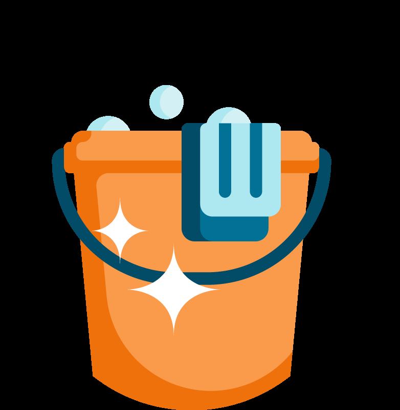 Sparkles bucket