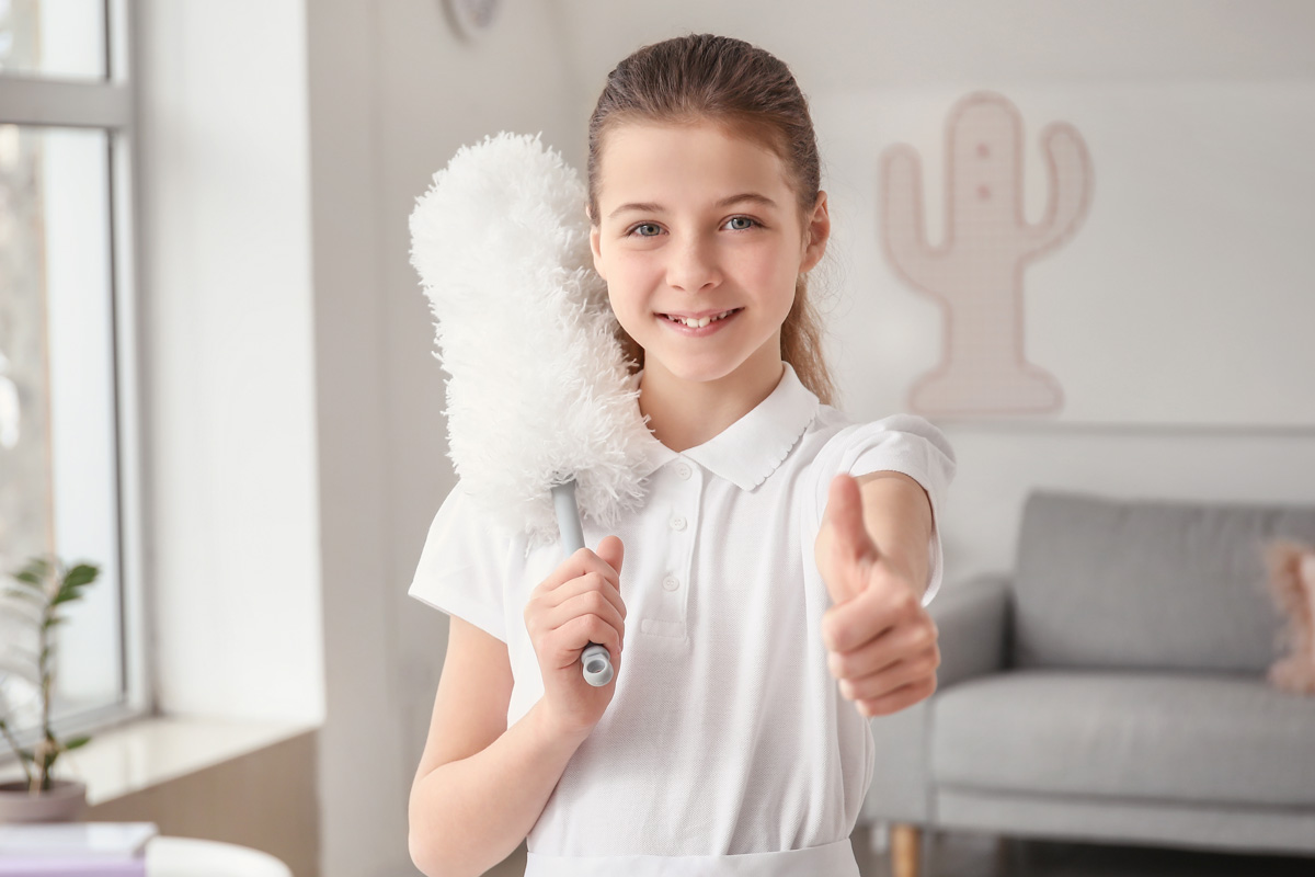 How to Keep Your Home Clean in the Summer Holidays